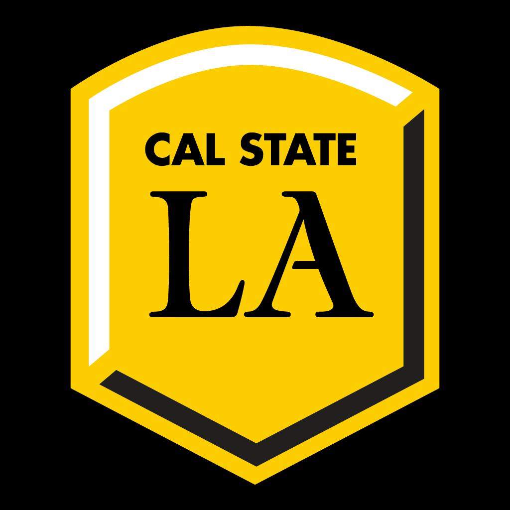 Cal state LA app logo