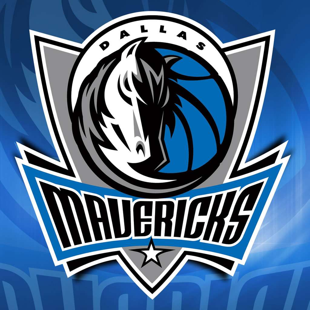 Dallas maverics app logo
