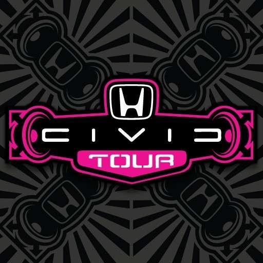 Honda Civic tour app logo