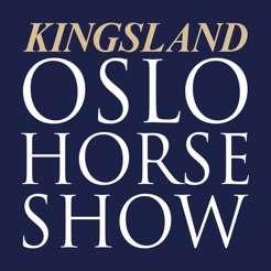 Oslo horse show app logo