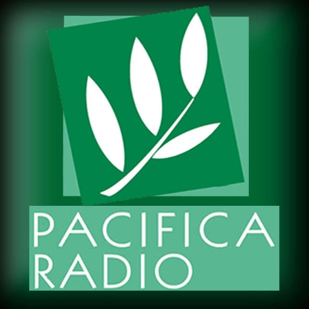 Pacifica radio app logo