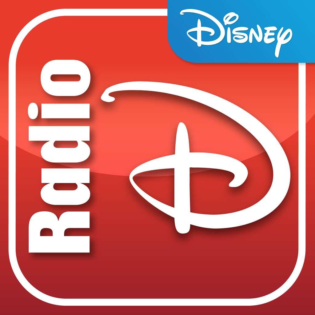 Disney radio app logo