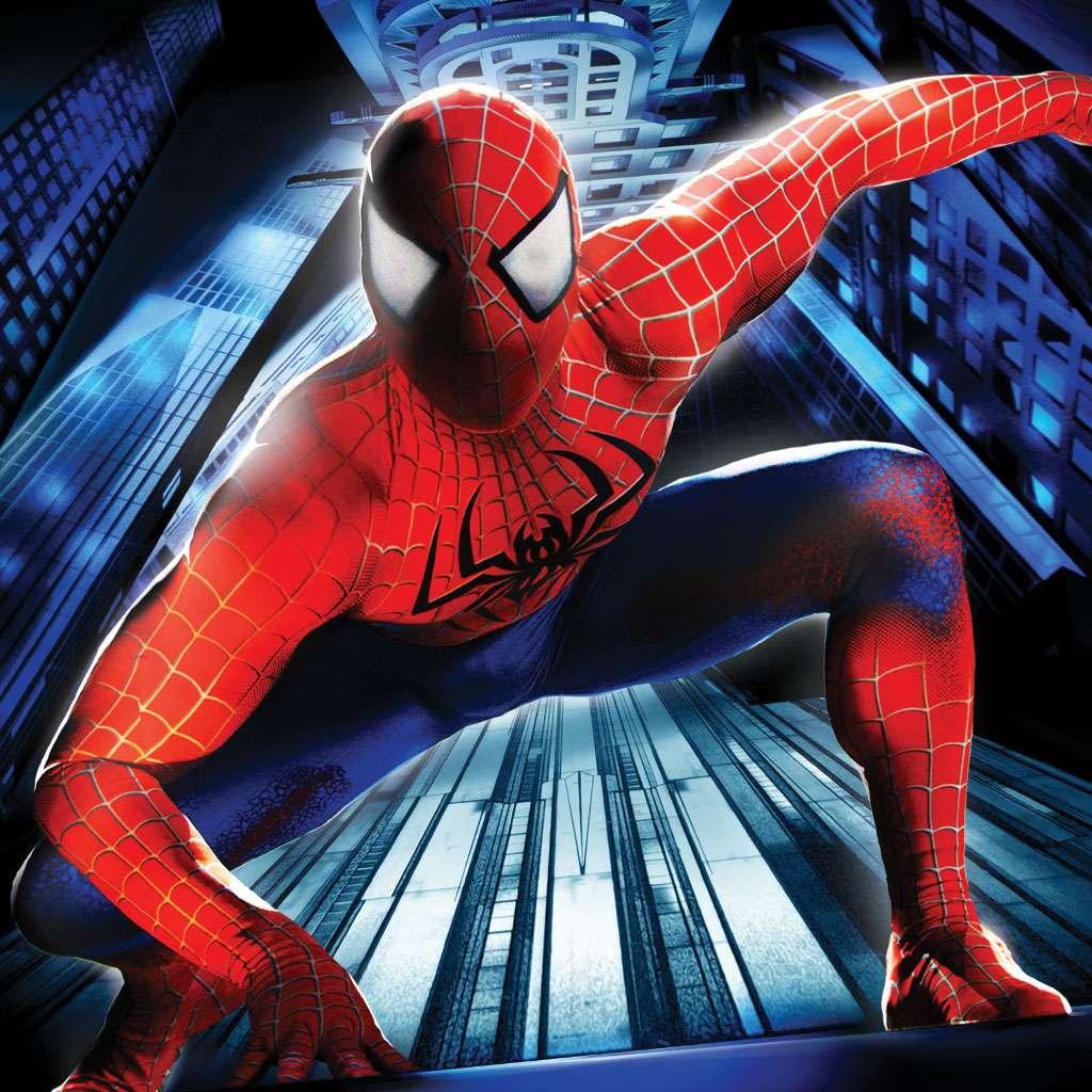 Spiderman app logo