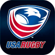USA rugby app logo