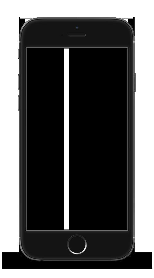 iphone app mockup